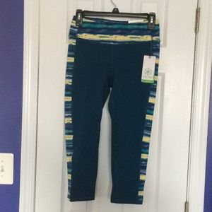 Gaiam cropped yoga pants